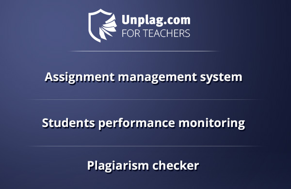 Unplag Unveils The Demo Presentation of Its New Solution for Educators