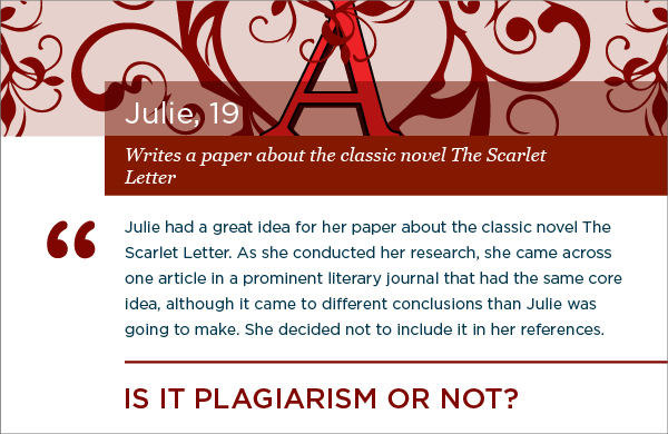 Plagiarism Case: Papers Have the Same Core Idea