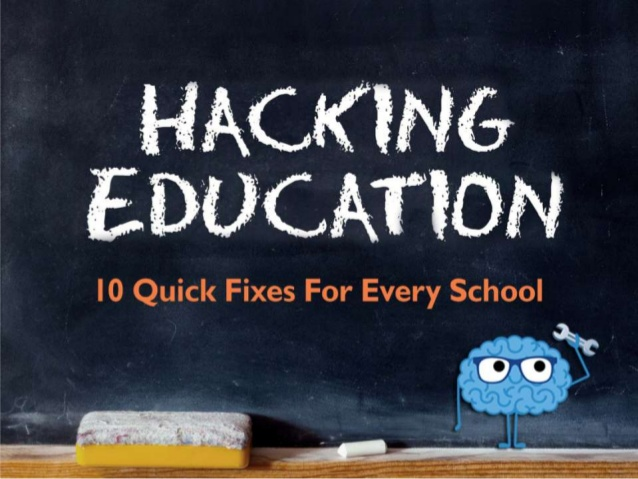 Mark Barnes on Hacking Education and 10 Quick Fixes for Every School