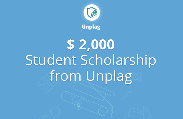 Unicheck scholarship for students