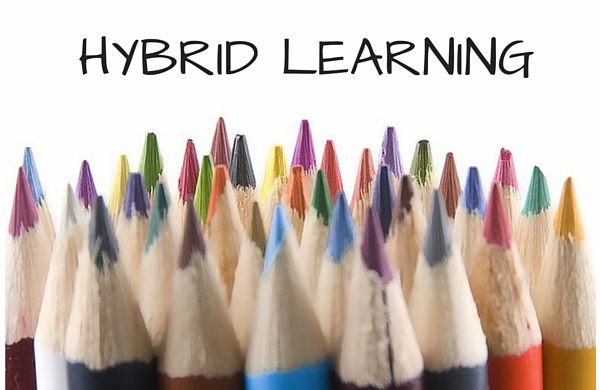 Today's Classroom: Implementing Hybrid Learning Model