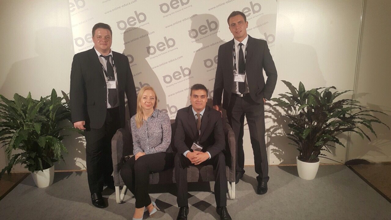 Glad to Share With You Our Impressions on OEB 2015