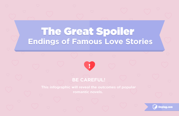 Famous Love Stories Endings: The Great Spoiler for Valentine's Day