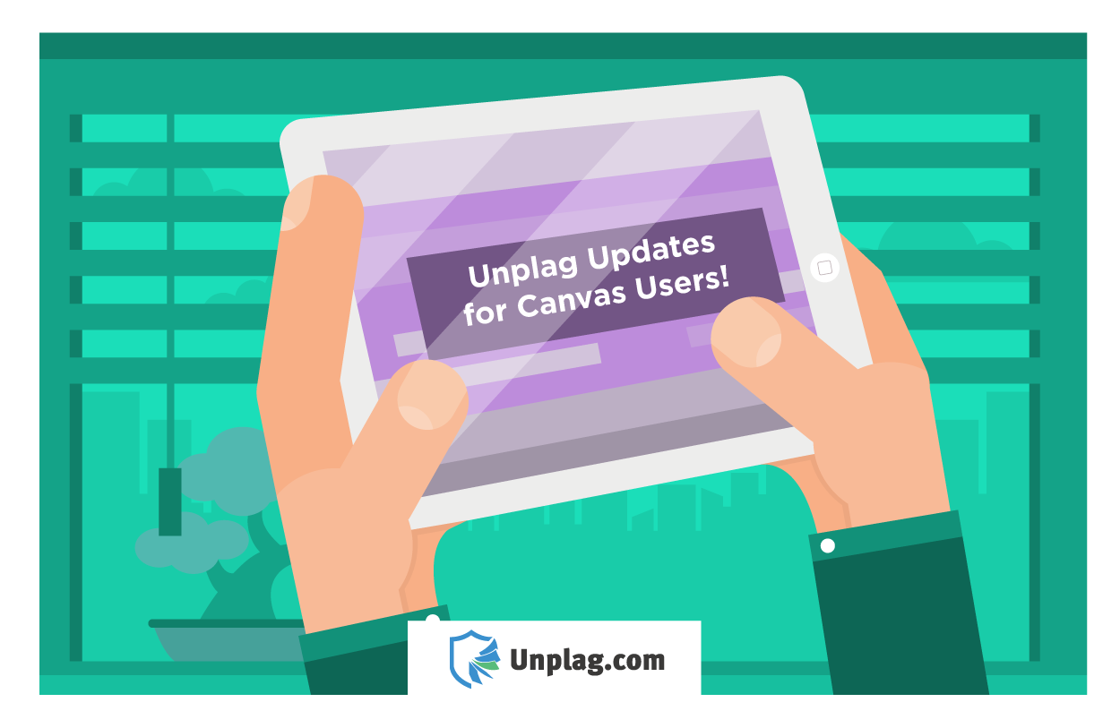 Unplag Updates for Canvas Users