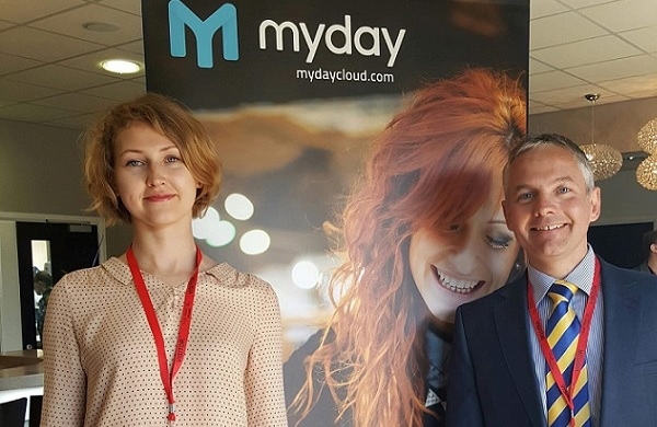 Our Most Recent and Pleasant Memories: Unicheck at the Myday Event in England